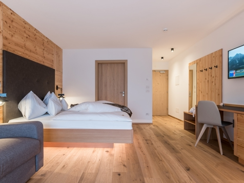Komfortzimmer Lärche ca. 30m²-1