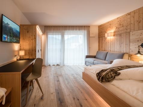 Komfortzimmer Lärche ca. 30m²-2
