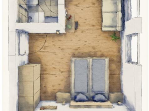Doppelzimmer ohne Balkon-5