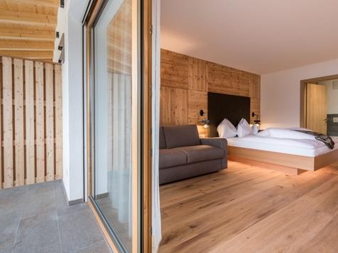 Komfortzimmer Lärche ca. 30m²-5