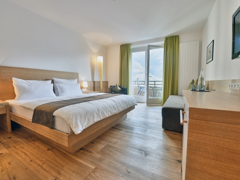 Doppelzimmer Panorama -1