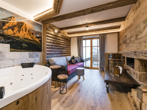 The Dolomites Suite-2