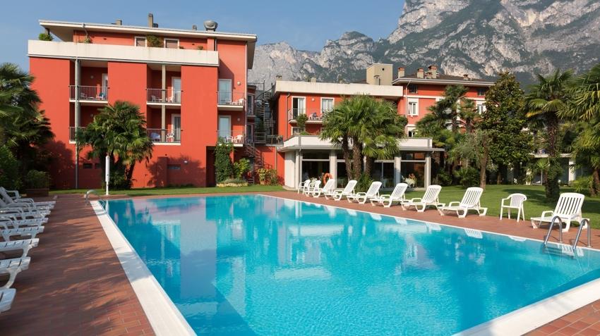 Hotel Riva Del Garda Tre Stelle