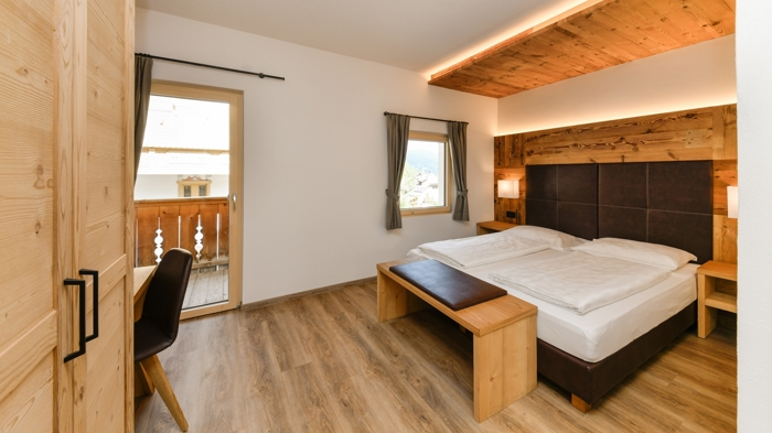 Hotel Brunella di San Vigilio di Marebbe / Dolomiti - www.alto-adige.com