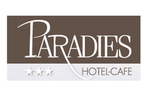 Hotel - Café Paradies Logo
