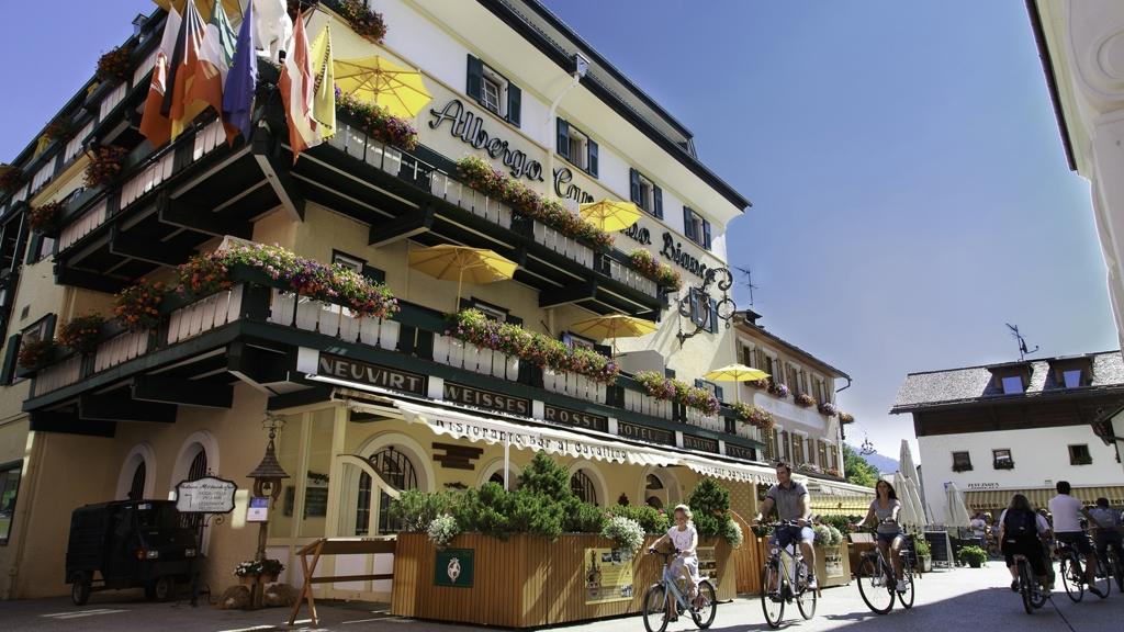 Hotel Cavallino Bianco di San Candido / Alta Pusteria - www ...