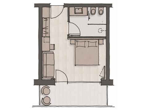 """Deluxe Doppelbettzimmer """"Vernatsch""""-4"""