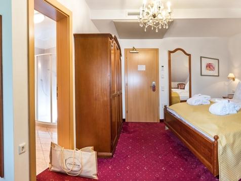 """Komfort Einzelzimmer """"Dolomites""""-1"""