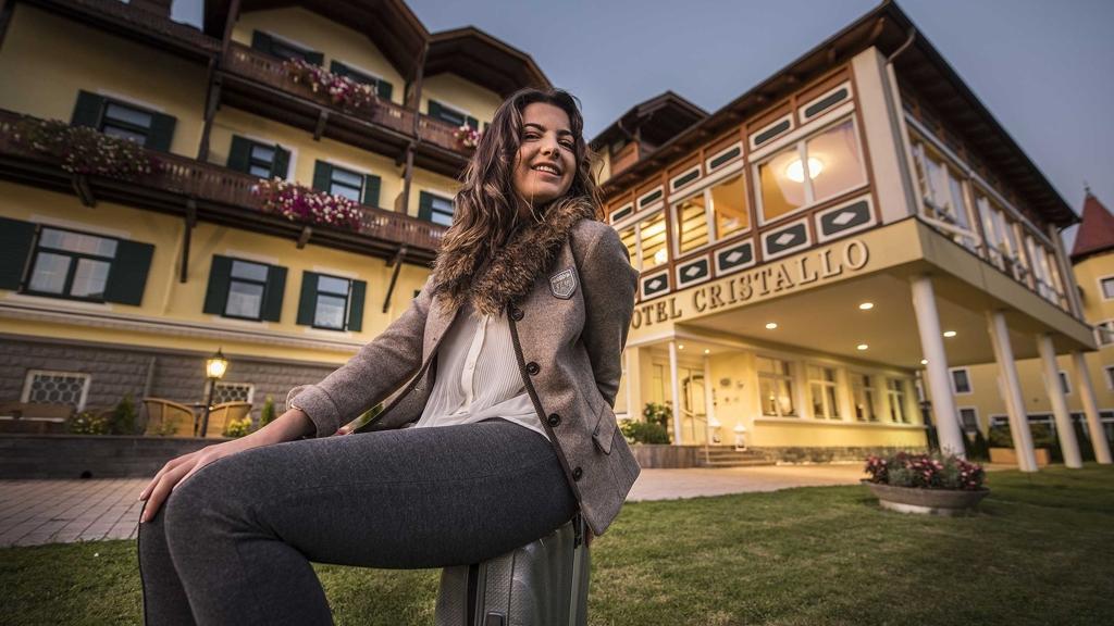 Hotel Cristallo di Dobbiaco / Alta Pusteria - www.alto-adige.com
