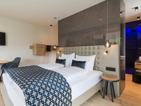 Balance SPA Suite con vasca idromassaggio-5
