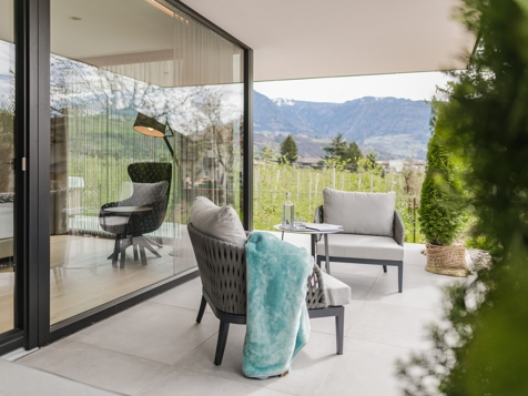 Balance Spa Suite Garden mit Whirlpool-5