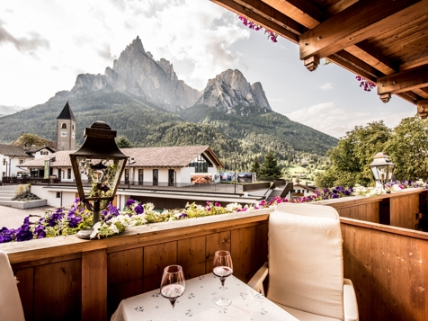 Romantikzimmer mit Balkon-2