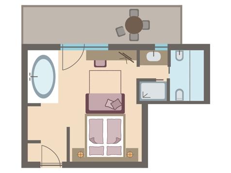 Suite Famelì Comfort -6