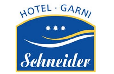 Hotel Garni & App. Schneider Logo