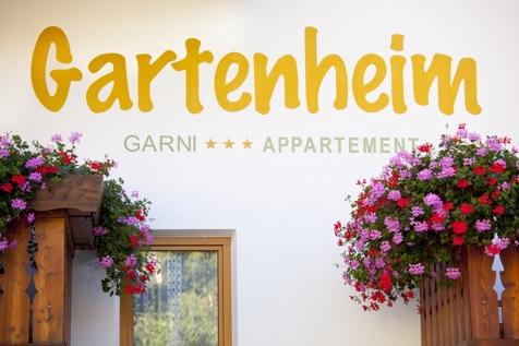 Hotel-Garni Appartement Gartenheim Logo