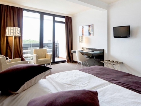 Doppelzimmer Balcony-1