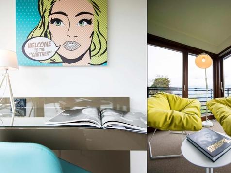Doppelzimmer Pop Art-2