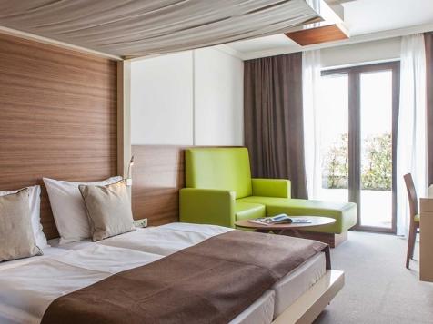 Doppelzimmer Green Garden als Familienkombination-3