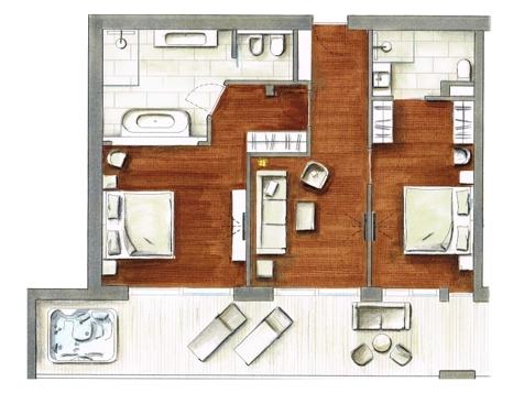 Suite 1400 Deluxe-3