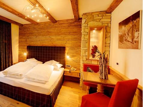 Doppelzimmer Alpendesign-1