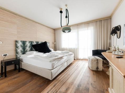 Doppelzimmer Almrausch-1