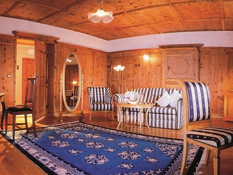 Suite Schloss Juval-1