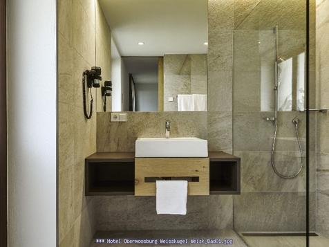 Doppelzimmer 'Weißkugel' 23 m² für 2-3 Personen-2