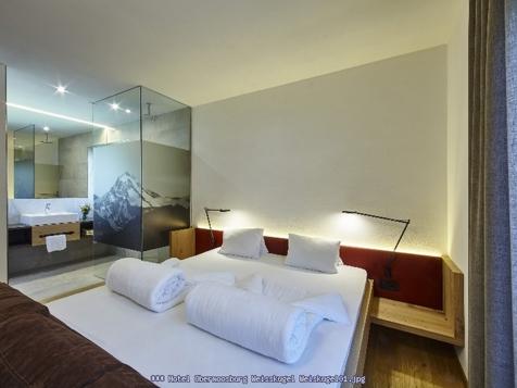 Doppelzimmer 'Weißkugel' 23 m² für 2-3 Personen-1