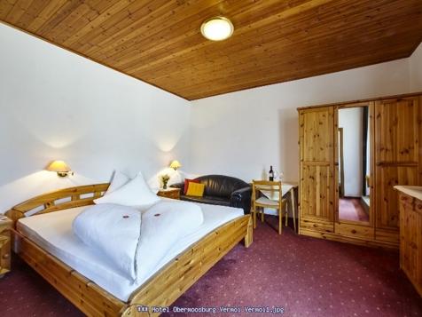 """Doppelzimmer """"Vermoispitze"""" 17 m² für 1-2 Personen-1"""