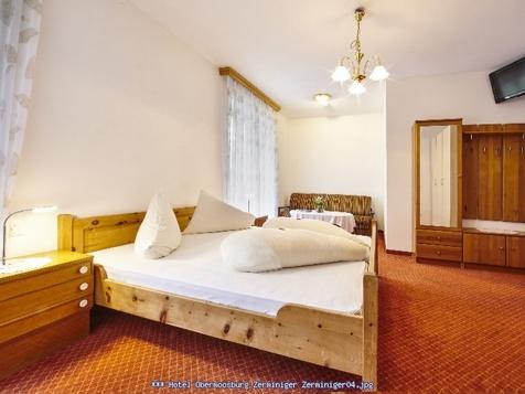 """Familienzimmer """"Zerminiger"""" 27 m² für 2-4 Personen-2"""