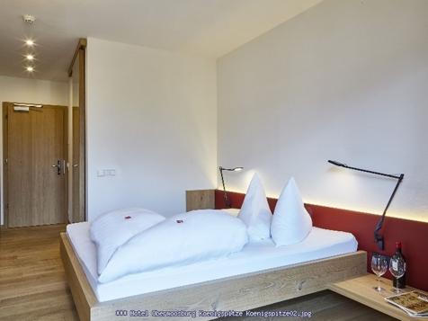 """Doppelzimmer """"Königspitze"""" 20-23 m² für 2 Personen-2"""