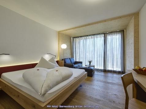 """Loggiazimmer """"Ortler"""" 30 m², 2-3 Personen-1"""