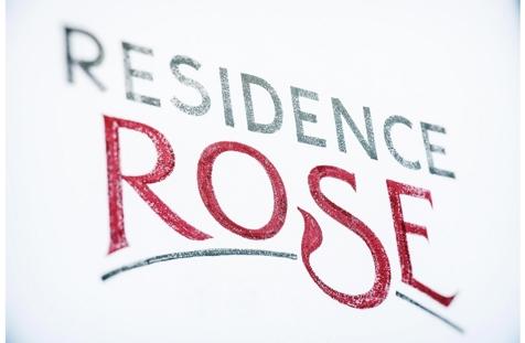 Hotel Residence Rose Logo