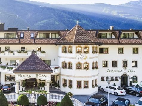 Hotel – Restaurant Rössl - Partschins-Rabland - Meran und Umgebung