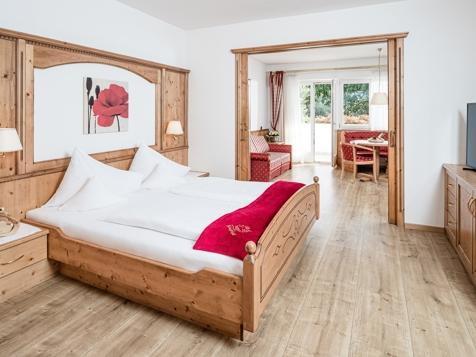 "Typ 8 - Doppelzimmer de Luxe ""Ifinger"" mit Balkon-1"