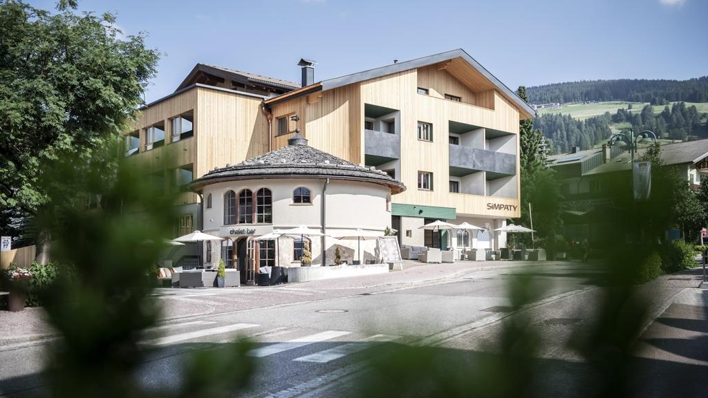 Hotel Simpaty di Dobbiaco / Alta Pusteria - www.alto-adige.com