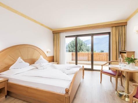 Komfort Doppelzimmer mit Südbalkon-1