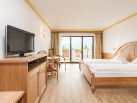 Komfort Doppelzimmer mit Südbalkon-2