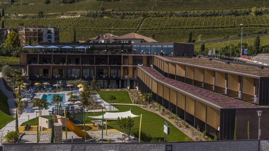 Kalterer See Hotel Mit Pool