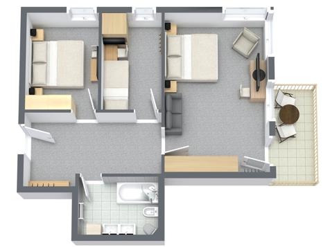 Apartment Plose-6