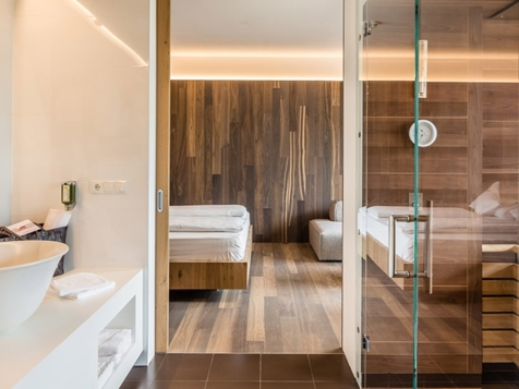 Panorama Suite mit Sauna-1