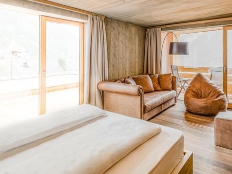 Panorama Suite Deluxe mit Sauna-1