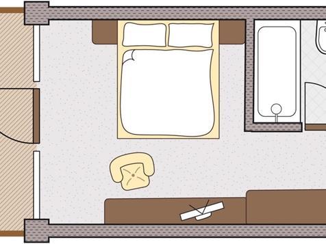 Doppelzimmer Classic-2