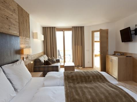 Suite mit privater Infrarotsauna und Balkon-2