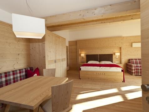 Suite mit privater Infrarotsauna und Balkon-3