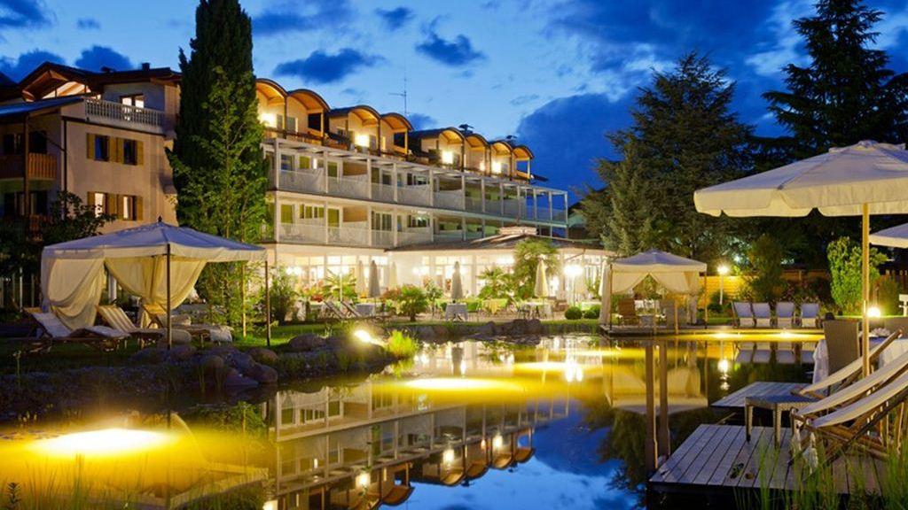 Hotel Weingarten Sudtirol St Pauls