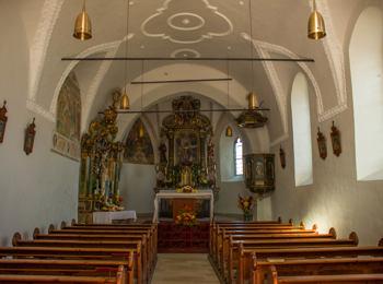 Hügelkirche zu St. Moritz