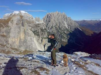 Hunting in South Tyrol