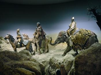 """Il museo del presepe """"Maranatha"""""""
