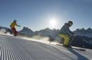 Il piacere di sciare sulla Plose